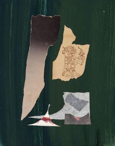 Dorothy Hood, 'The Shapes of Mexico', ca. 1980-90s