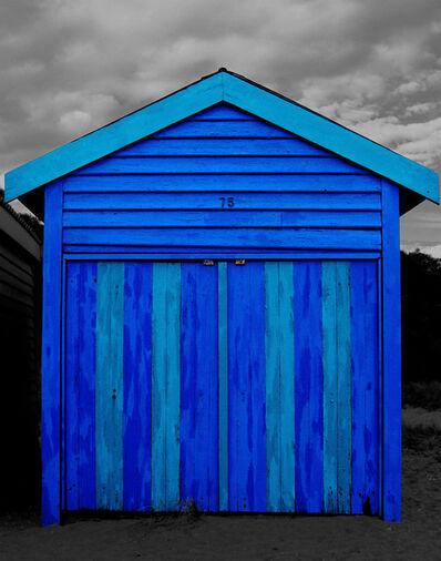 Judy Gelles, 'Beach Box No. 75', 2003