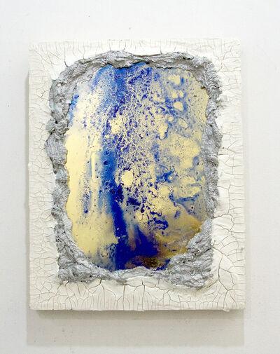 Young Gi Han, 'Mirror painting series no.4 (Lapis)', 2016