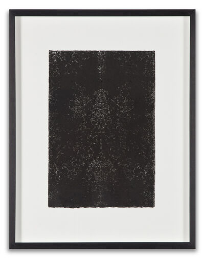 Bruce Conner, 'INKBLOT DRAWING', 1994