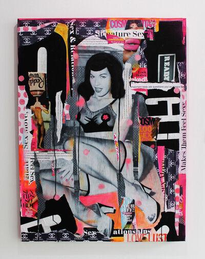 Cabell Molina, 'Crazy Confessions', 2015