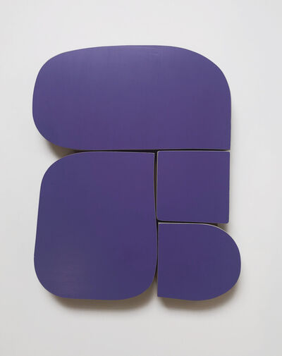 Andrew Zimmerman, 'Light Violet', 2019
