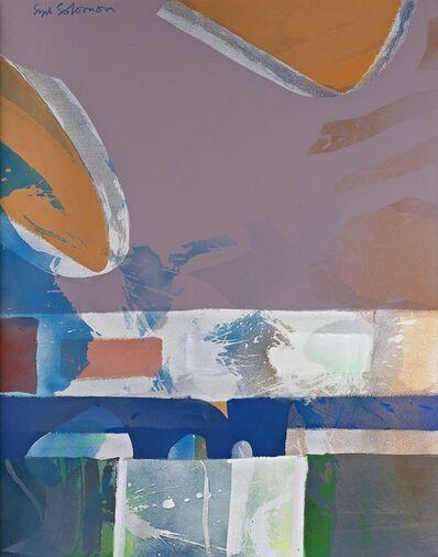 Syd Solomon, 'Causeway', 1978