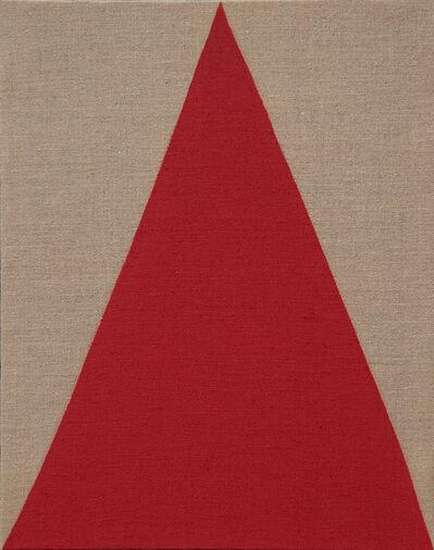 Antonio Ballester Moreno, 'Red Tree', 2016