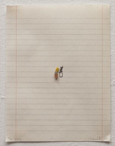 "Liliana Porter, '""The Copy""', 2017"