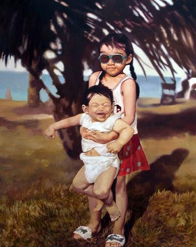 Ryoichi Nakamura, 'Cangi Beach', 2010
