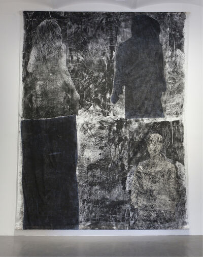 Idun Baltzersen, 'Höghus II / Apartment Buildings II', 2018