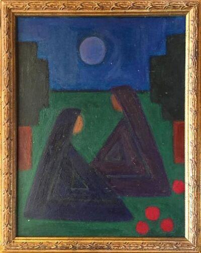 Arthur Kolnik, 'Women in Landscape', 20th Century