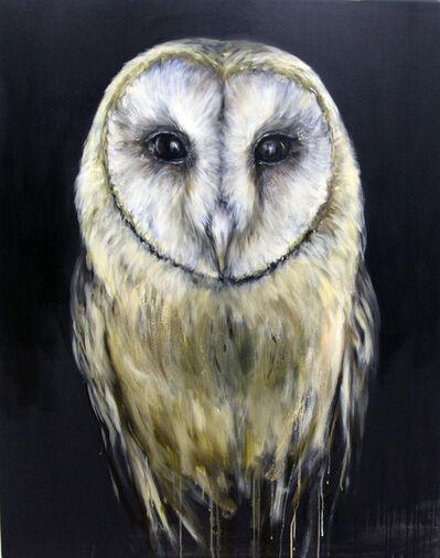 Ágnes Verebics, 'Tyto Alba', 2005