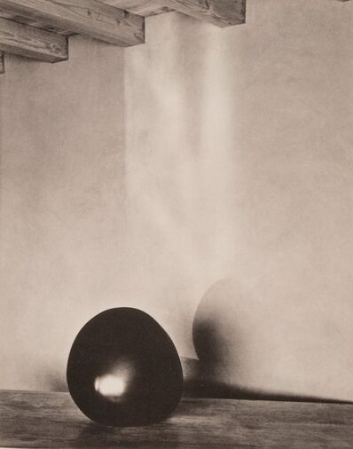 William Clift, 'Portrait, Juan Hamilton Ceramic Sculpture #2', 1980