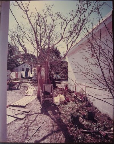 Stephen Shore, 'Backyard off US 98, Apalachacola, FL', 1976