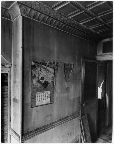 Danny Lyon, 'Room in Washington Market', 1967