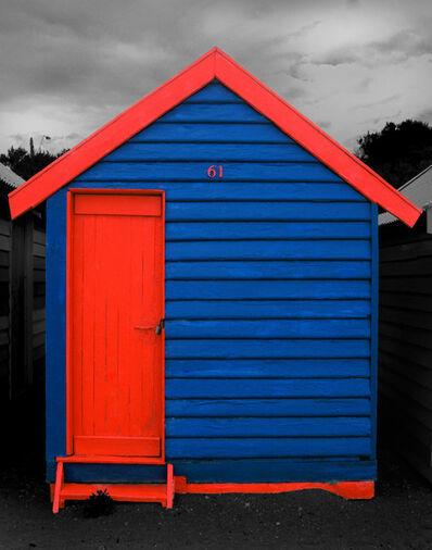 Judy Gelles, 'Beach Box No. 61', 2003