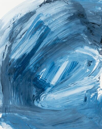 Howard Hodgkin, 'Ice (not in Heenk)', 2013
