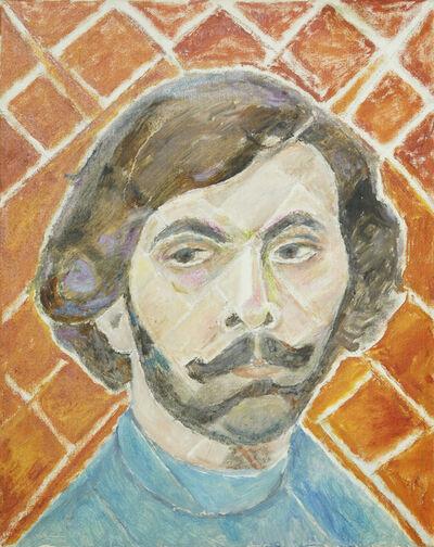 Marie Vorobieff Marevna, 'Portrait of John West', c.1970s