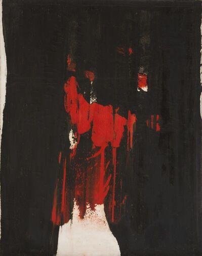 Judith Reigl, 'Ecriture en masse', 1959