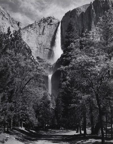 Ansel Adams, 'Yosemite Falls, 1950', 1950
