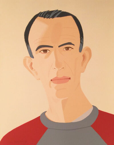 Alex Katz, 'Sweatshirt', 1990