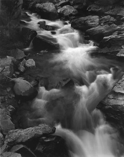 George Tice, 'Roaring Fork River, Aspen, CO', 1969