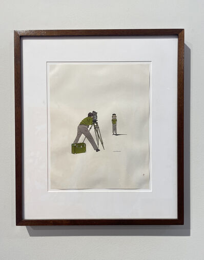 Marcel Dzama, 'Untitled - Camera', 2001