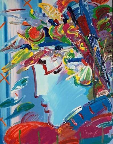 Peter Max, 'Blushing Beauty', 1970-1979