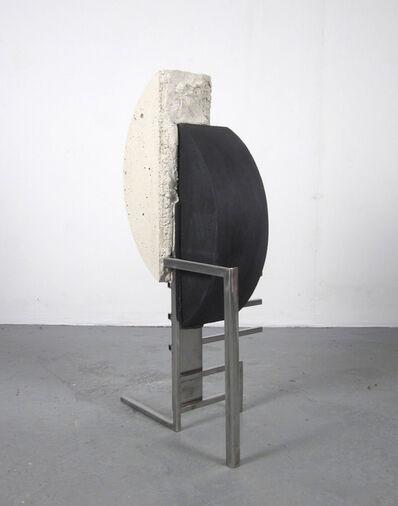 Jonathan Runcio, 'Untitled (JR-BLK/WHT)', 2014