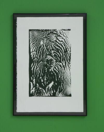 Bhakti Baxter, 'Untitled (Unique Stamp)', 2010