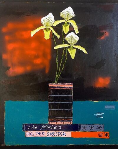 Jordan Kerwick, 'Orchid Perspective (F*** Me, We're All Rooted), 2020, ', 2020