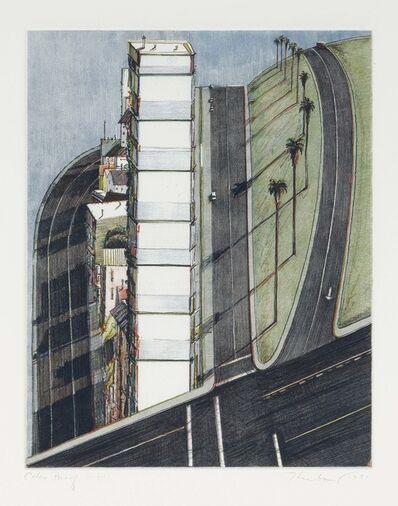 Wayne Thiebaud, 'Palm Ridge, from Recent Etchings I', 1979