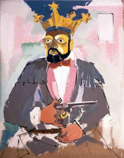 Lambert Maria Wintersberger, 'American Crown', 1984
