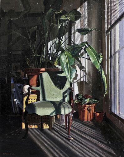 Greg Gandy, 'Green Chair', 2019