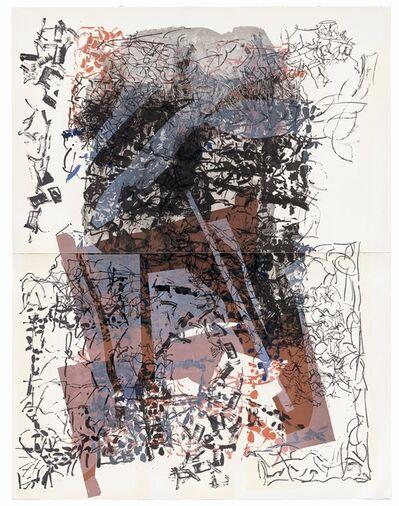 Jean-Paul Riopelle, 'Été Indien', 1969