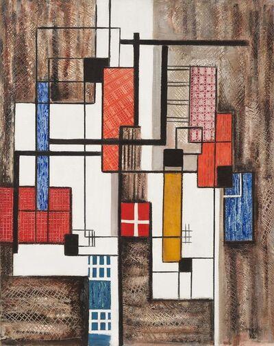 Irene Rice Pereira, 'Untitled', 1940