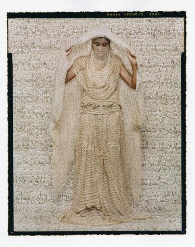 Lalla Essaydi, 'Les Femmes du Maroc: Moorish Woman ', 2008