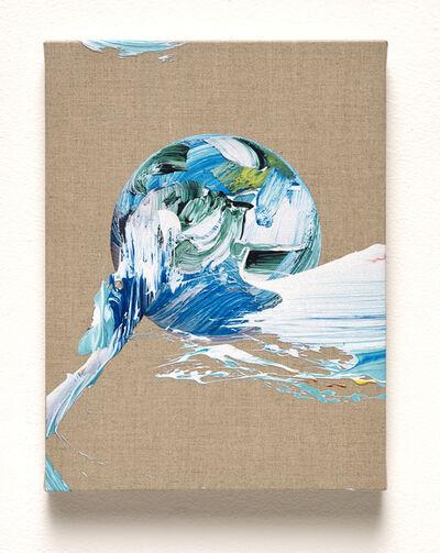 Matthew Stone, 'Blue Sphere', 2019