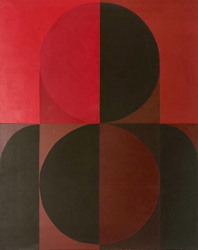 Luis Feito, '1770', 1997
