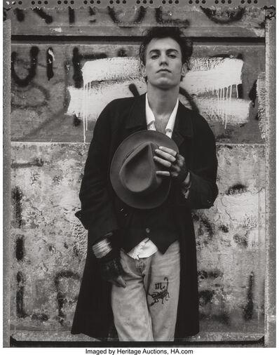 Marsha Burns, 'Allessandro, Rome', 1987