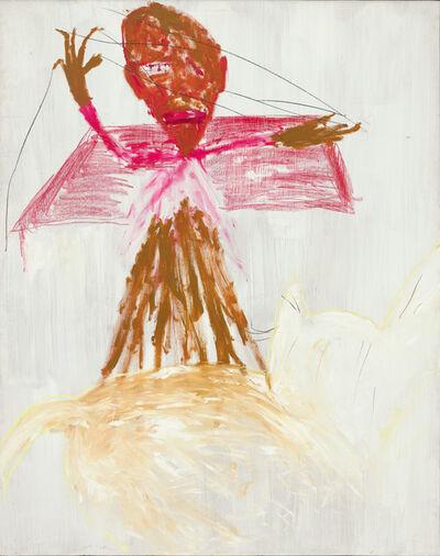 """Don Van Vliet, '""""Tidle Wholder""""', 1984"""