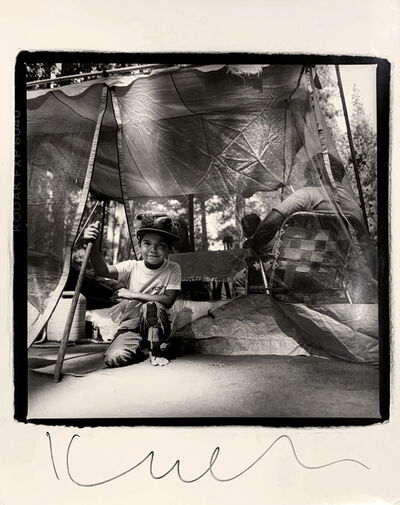 Karen Kuehn, 'Child Camper', 1989