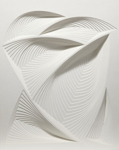 Elizabeth Gregory-Gruen, 'White Freeform - In', 2014