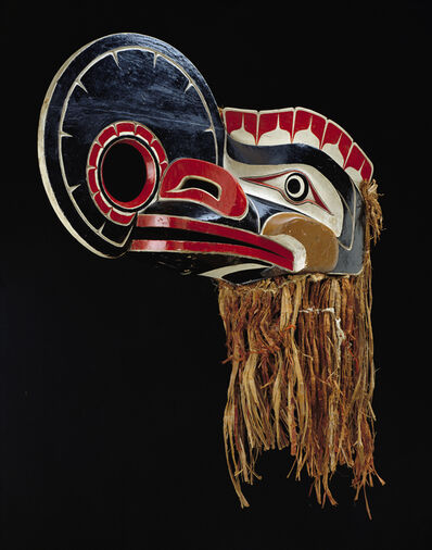 'Galukw'amhl (Mask of the Crooked Beak)', ca. 1940