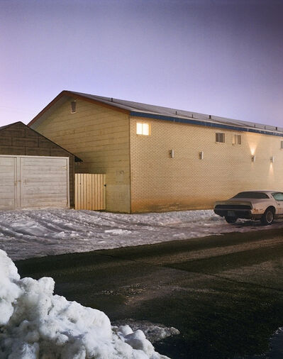 Todd Hido, '#4124-c from the series House Hunting', 2005