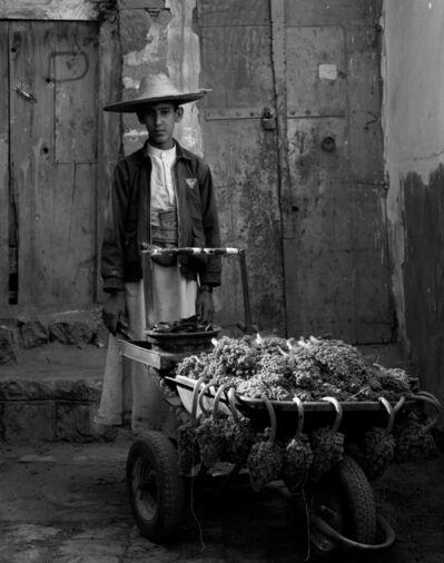 Kurt Markus, 'Muhammad Abduh Oasim, Sana'a, Yemen', 1996