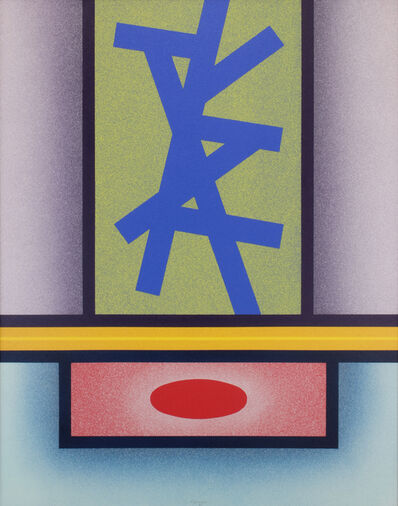 Raymond Jonson, 'Polymer No. 19', 1970