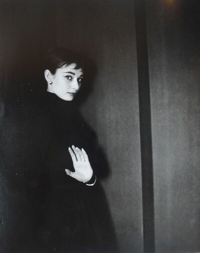 Cecil Beaton, 'Audrey Hepburn', 1954