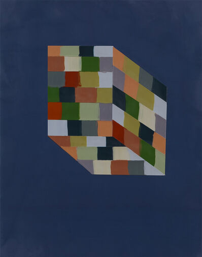 Kathy Cantwell, 'Cube', 2020