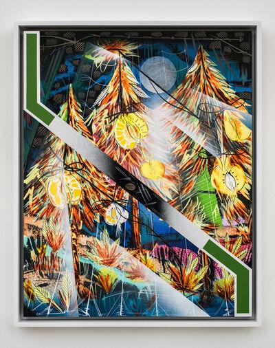 Lari Pittman, 'The State of the Interior, Today! #19', 2012