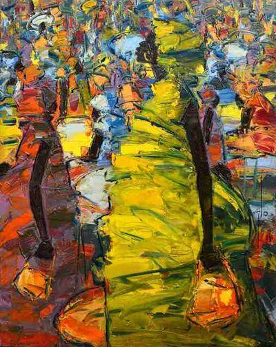 Ablade Glover, 'Market Queens', 2014