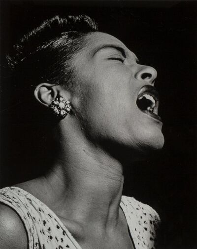 William Gottlieb, 'Billie Holiday', 1948