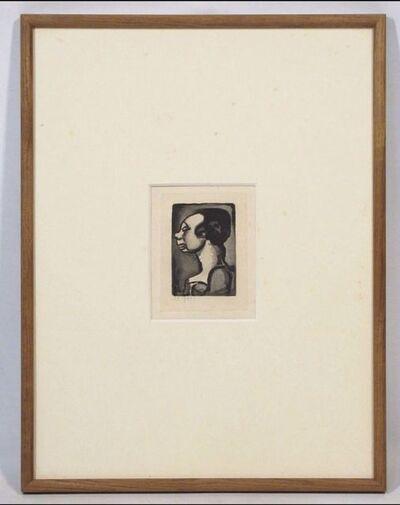 Georges Rouault, 'Contour', 1929